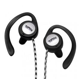 Sport & Santé Series | H131 Silver | Écouteurs MP3 TOPlay
