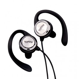 Black Sport | OGS-H120-ATB(V) |  Écouteur MP3 TOPlay